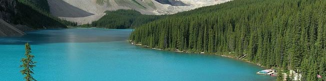 lac moraine alberta