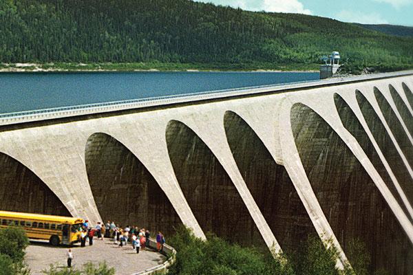 barrage hydro quebec