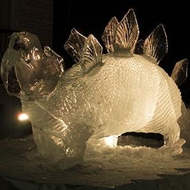 sculpture glace st-come