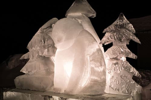 Festival St-Côme en glace