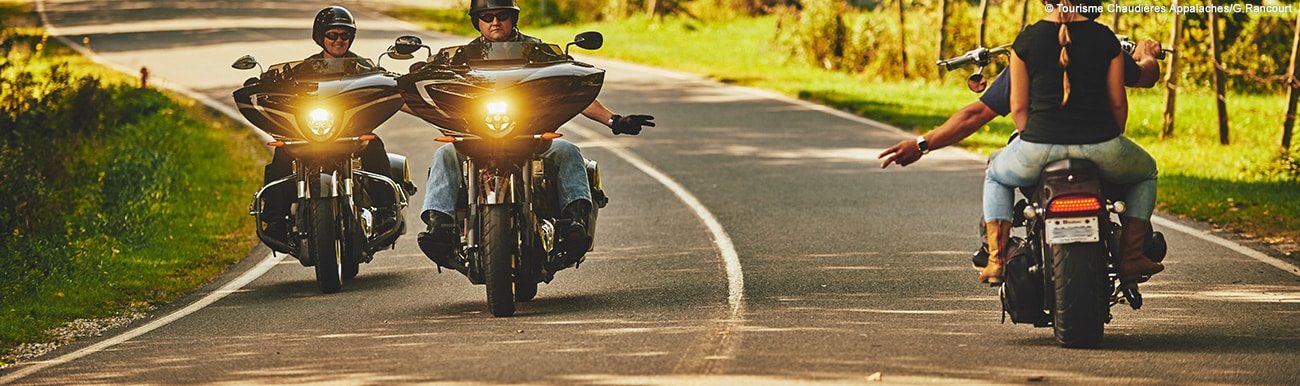 moto au quebec