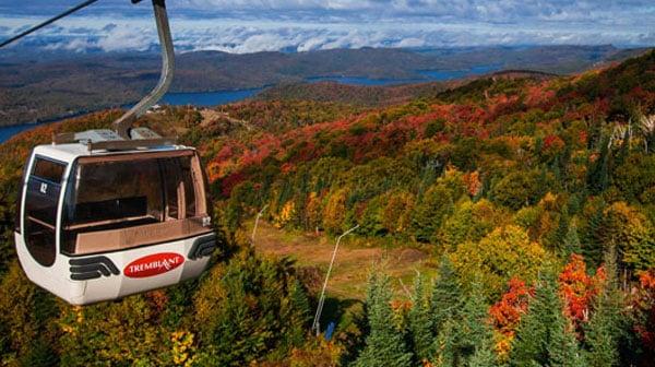 Mont-Tremblant automne