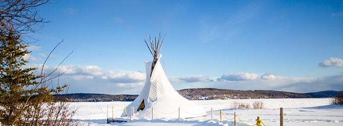 plus beaux paysages hiver quebec
