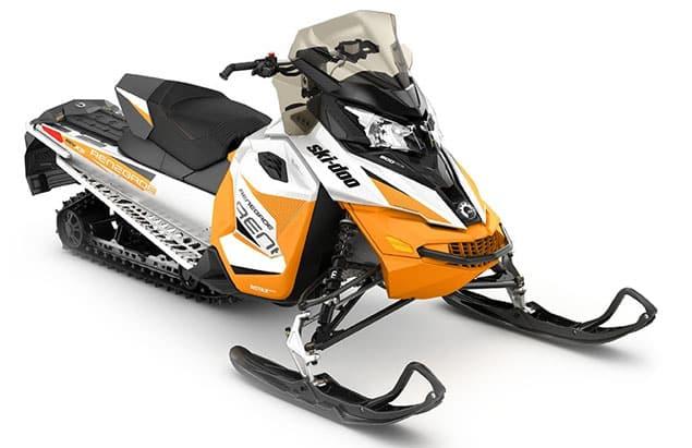 motoneige bombardier ski-doo 2018