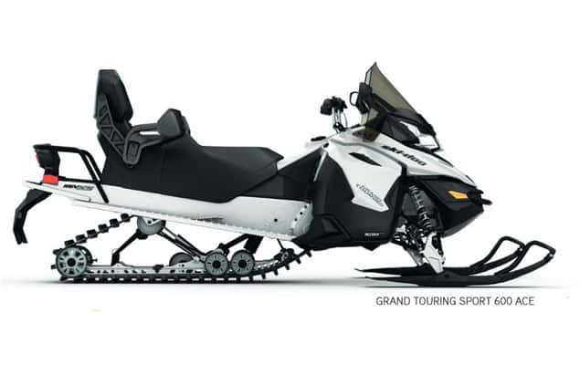 • Skidoo Grand Touring sport 600cc ACE 2018