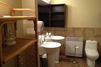 salle de bain auberge des 21