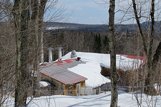 cabane a sucre lanaudiere