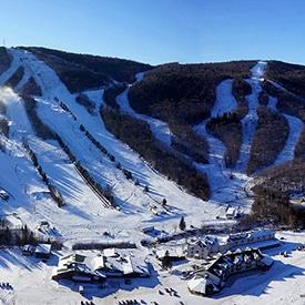 faire du ski au quebec