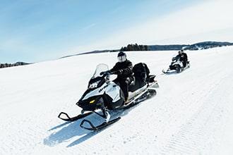 lac gelé hiver canada