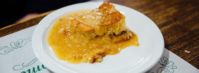 recette dessert pouding chomeur