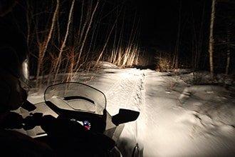 randonnee quebec motoneige nocturne