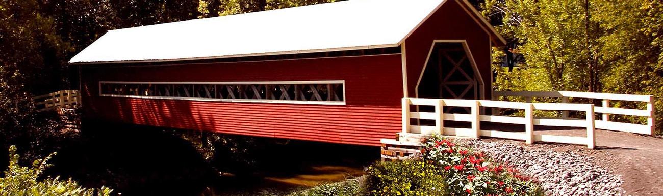 pont couvert du quebec