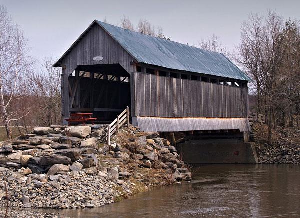 pont couvert drouin