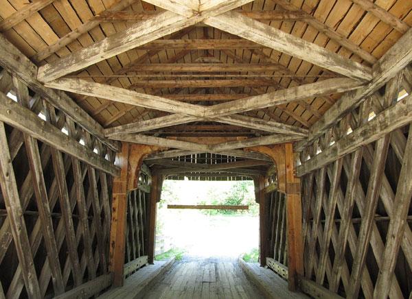 Pont couvert de Milby