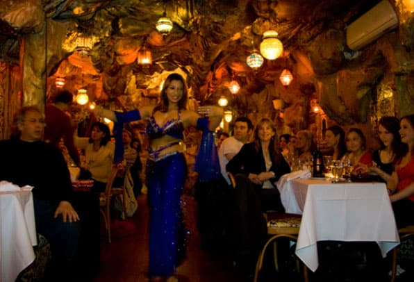 restaurant couscoussiere ali baba montreal
