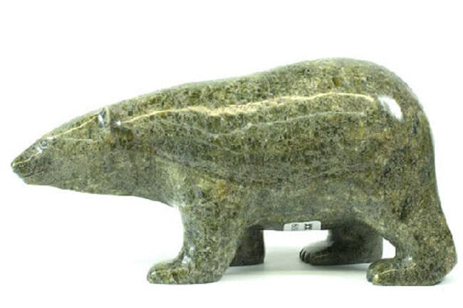 sculpture inuit