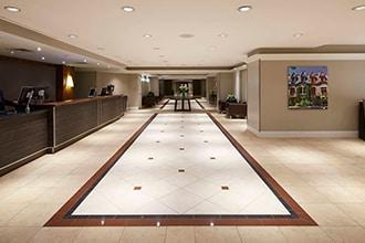 reception hotel delta montreal