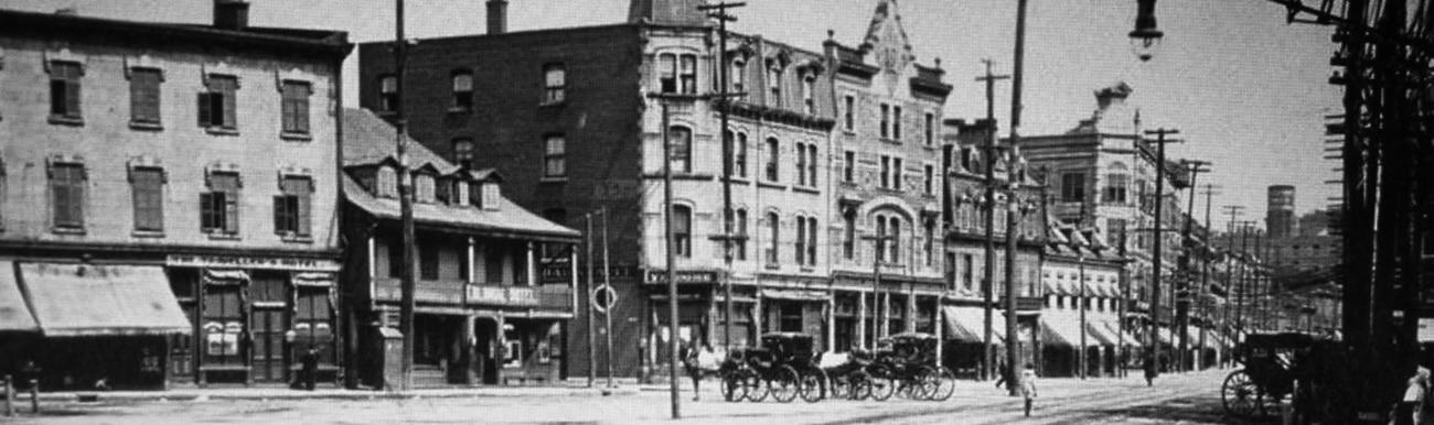 archive photo montreal