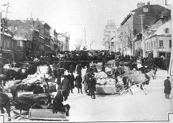 1887 Place Jacques-Cartier à Montréal