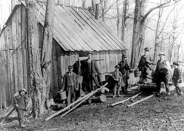 archive Cabane à sucre Piedmont