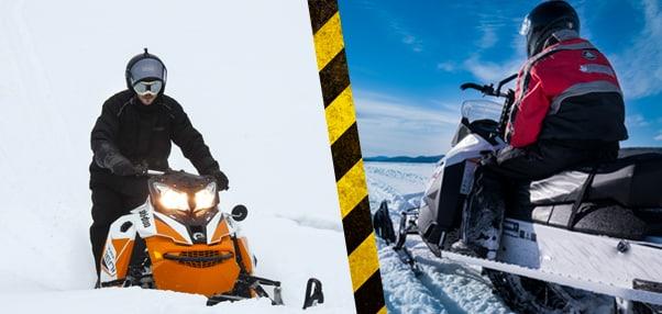 voyage hiver au canada avec motoneige s jour tout compris. Black Bedroom Furniture Sets. Home Design Ideas