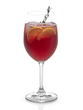 cocktail québec royal