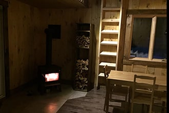 foyer au bois refuge amisk