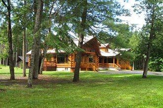 chalet mauricie st-elie