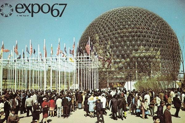 expo 67 Montréal