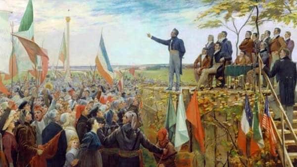 première élection au québec