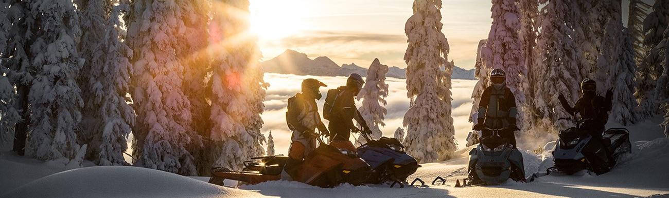 motoneige ski-doo 2019