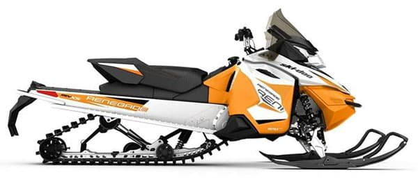 ski-doo renegade backcountry 2019