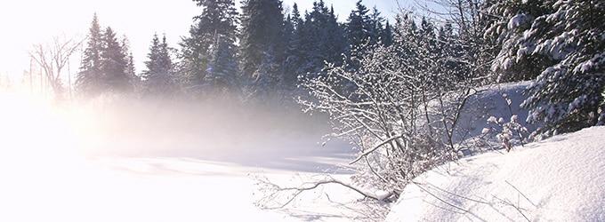 questions sur l'hiver canadien