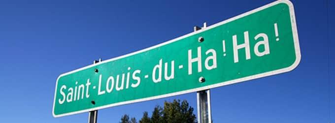 noms de ville amusants quebec