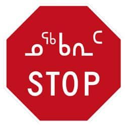 signalisation routière canada