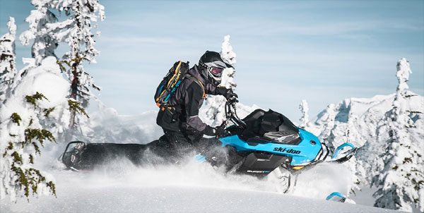 motoneige hiver quebec