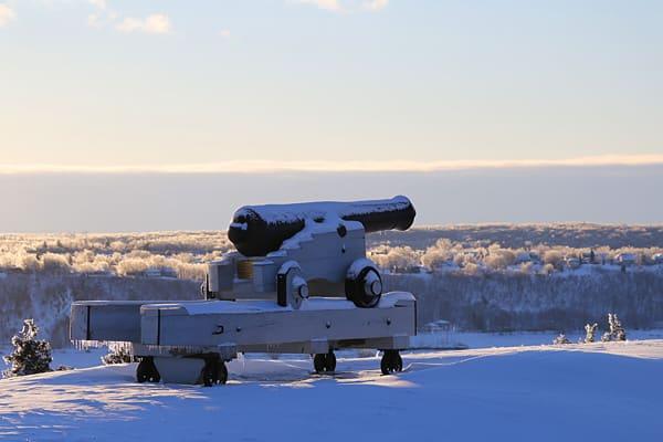 canon en hiver québec