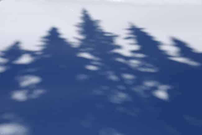 paysage hiver québécois