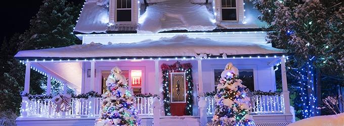 les plus beaux villages hiver au quebec