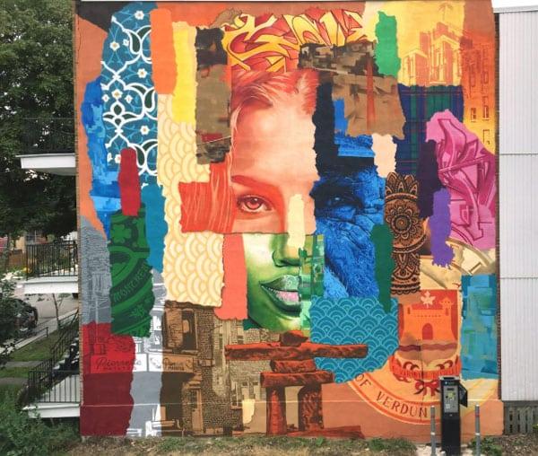 Murale diversivité