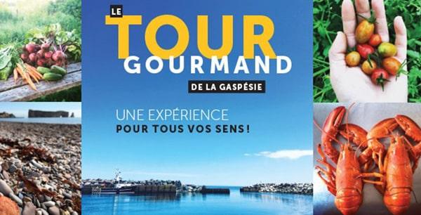 tour gourmand gaspésie