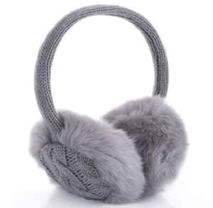 Casque écoute cache-oreilles