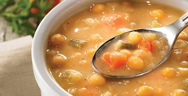 soupe aux pois traditionnelle