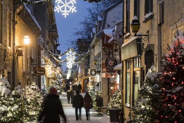 Rue du Petit Champlain Québec