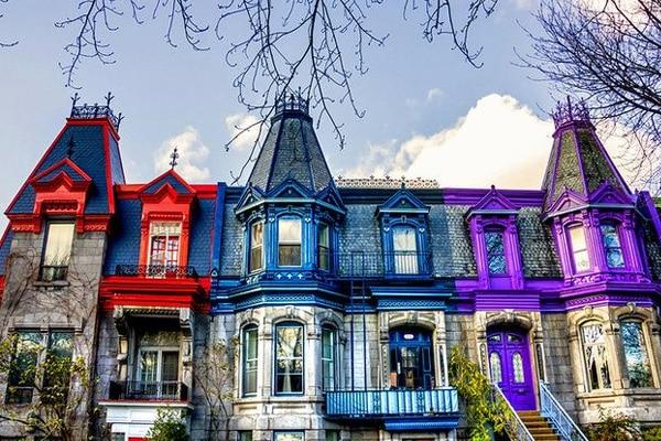 Square Saint Louis Montréal