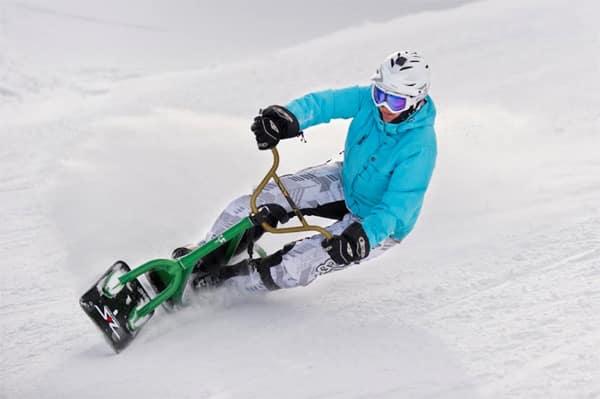 snowscoot canada
